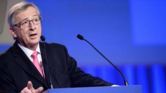 """Juncker aponta cinco prioridades para a UE aproveitar """"vento favorável"""""""