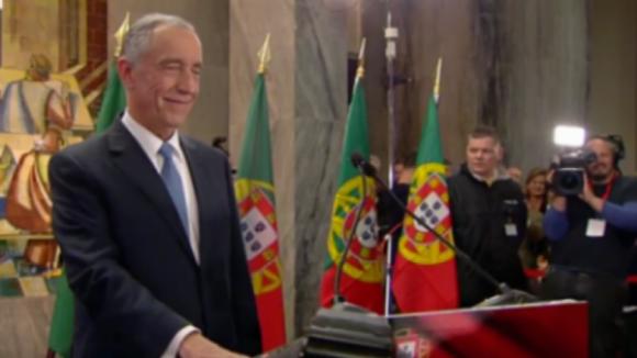 Presidente da República apela ao voto