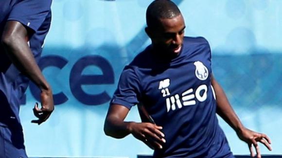 FC Porto prepara Taça de Portugal com André André como único lesionado