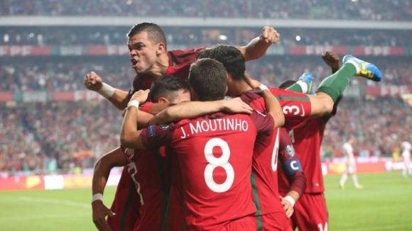 Portugal vence Suíça e conquista 'passaporte' para a Rússia