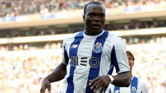 Aboubakar renova com o FC Porto até 2021