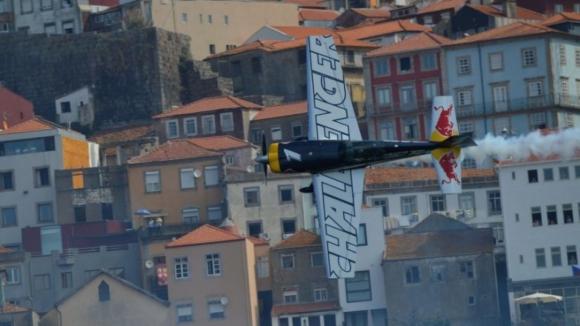 Portugal de fora do circuito da Red Bull Air Race em 2018
