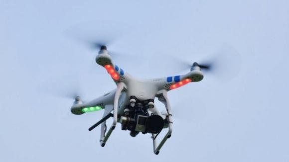 Incidentes com 'drones' em 2017 ultrapassam os registados nos últimos cinco anos