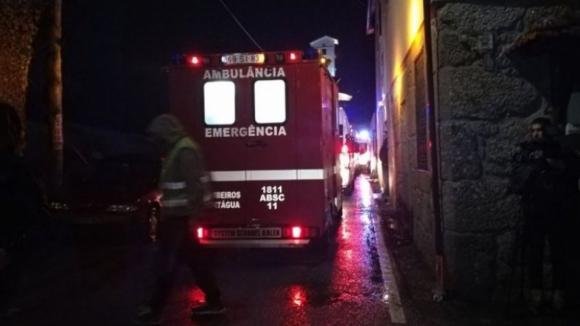Pelo menos 60 feridos em incêndio em Vila Nova da Rainha, Tondela