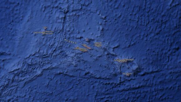 Centenas de sismos entre 1,9 e 3,6 na escala de Richter registados hoje em S. Miguel