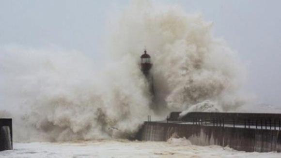 Chuva, vento, neve e agitação marítima para os próximos dias