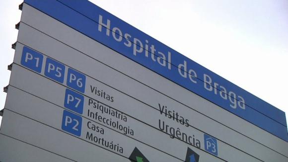 Hospital de Braga tem um caso suspeito de sarampo e vai vacinar profissionais