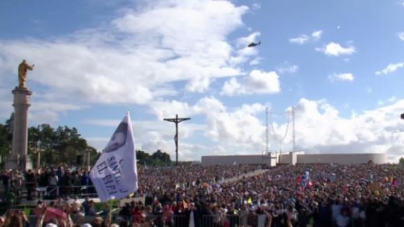 Peregrinação ao Santuário de Fátima sem incidentes de maior
