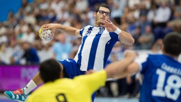 Equipa de andebol do FC Porto vence por 30-25 o ABC Braga