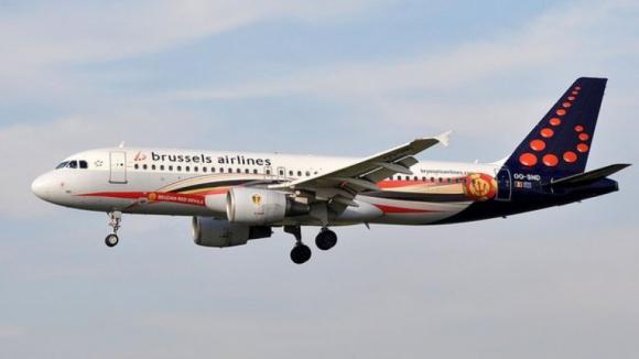 Brussels Airlines cancela 75% de voos devido a greve de pilotos