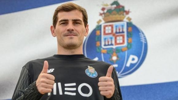 Casillas renova por uma época