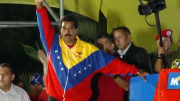 Nicolas Maduro vence presidenciais da Venezuela