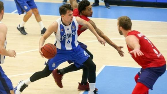 Oliveirense bate FC Porto no primeiro jogo da final da Liga de basquetebol