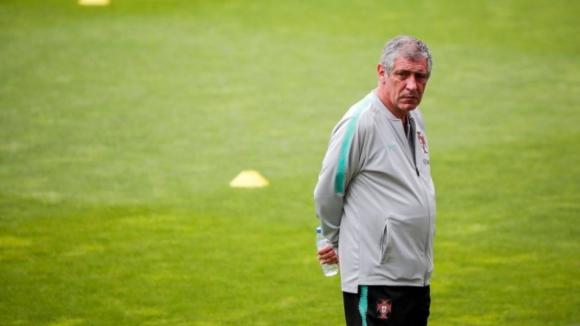 Fernando Santos sabe que portugueses estão com a Seleção mesmo longe de Kratovo