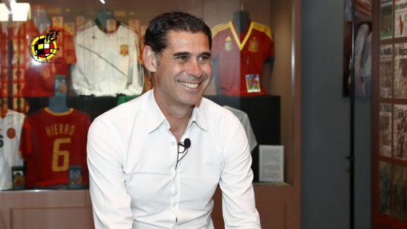 Hierro nomeado selecionador espanhol, em substituição de Lopetegui