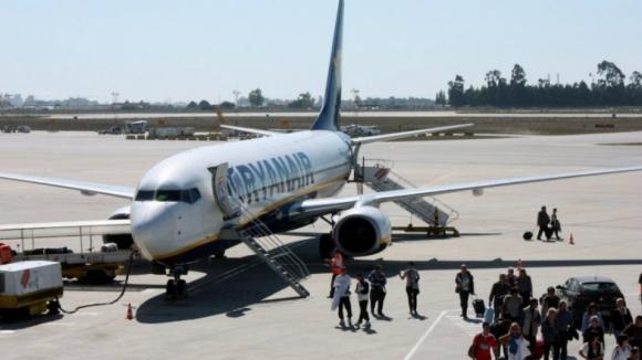 Greve europeia dos tripulantes da Ryanair em 25 e 26 de julho