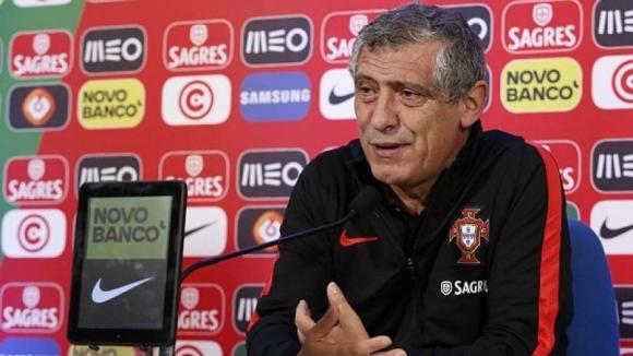Fernando Gomes reitera que Fernando Santos tem contrato com a FPF até 2020
