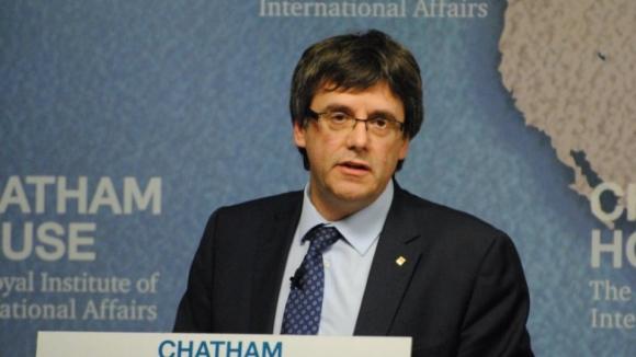Justiça alemã extradita Puigdemont, mas apenas por delito de peculato