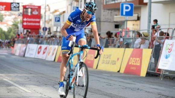 Raúl Alarcón vence terceira etapa da Volta a Portugal e assume liderança da prova