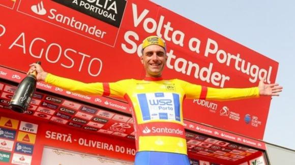 Raúl Alarcón vence nas Penhas das Saúde e reforça liderança na Volta a Portugal