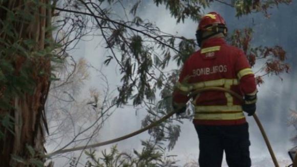 Cerca de 70 concelhos em risco máximo de incêndio em dia que termómetros começam a descer