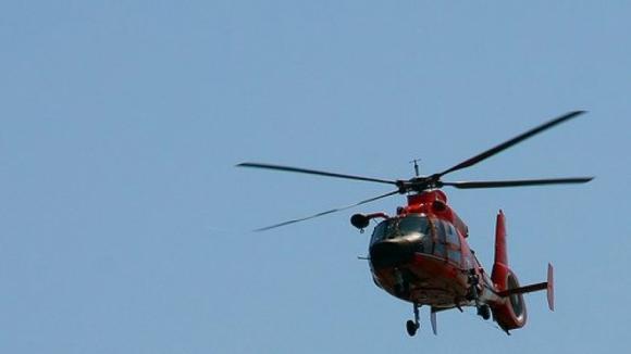Casal desaparecido domingo no Gerês foi resgatado de helicóptero