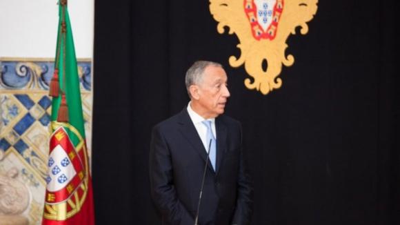 """Presidente da República espera conclusões da investigação de Tancos dentro """"de dias ou de semanas"""""""