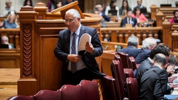António Costa diz que não vê nenhuma razão para alterar a confiança no Ministro da Defesa