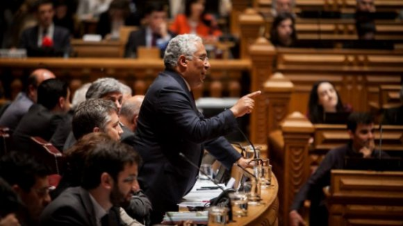 António Costa promete melhorar rendimentos das famílias e competitividade das empresas
