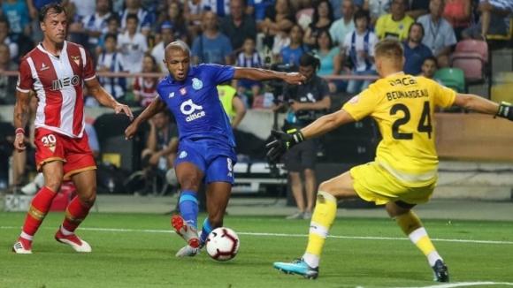 Vila Real defronta FC Porto para a Taça de Portugal no dia 19 de outubro