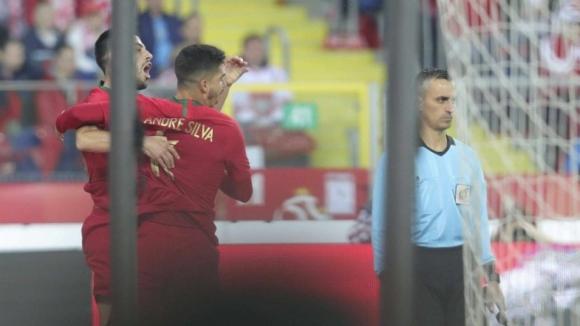Liga das Nações: Portugal vence na Polónia e fica a um 'passo' das meias-finais