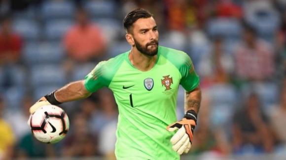 Rui Patrício dispensado da seleção portuguesa para o particular com a Escócia