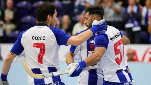FC Porto Fidelidade vence AD Oeiras por 7-1 no Dragão Caixa