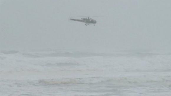 Barco de pesca da Póvoa de Varzim naufragou ao largo de Espinho