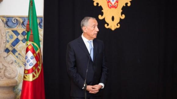 Tancos: Presidente da República garante desconhecer factos sobre reaparecimento das armas