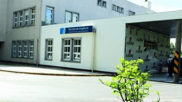 Hospital de São João da Madeira retoma obras no Serviço de Urgência