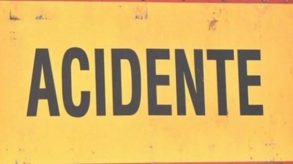 Um ferido grave e A1 cortada na zona de Aveiro Sul devido a acidente