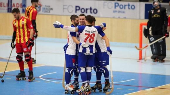 FC Porto Fidelidade vence Lodi e isola-se no primeiro lugar do Grupo C