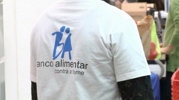 Banco Alimentar contra a Fome recolhe 2.146 toneladas de alimentos no fim de semana