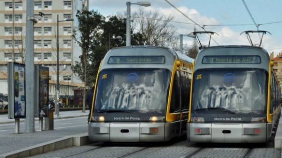 Metro do Porto encerra a partir das 00h00 até às 06h00 de terça devido a greve