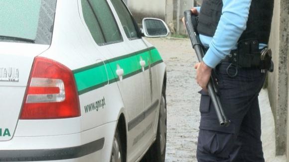 GNR apreende armamento em casa de suspeito de violência doméstica em Viseu