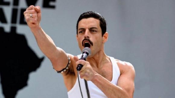 """Filme """"Bohemian Rhapsody"""" sobre Freddy Mercury é o grande vencedor dos Globos de Ouro"""