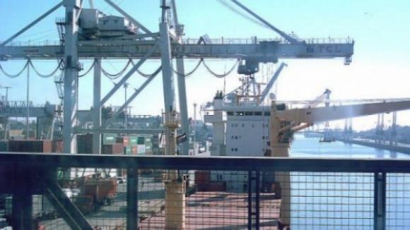 Ministra diz que reconversão de terminal de Leixões dá resposta a aumento da carga