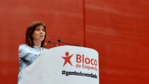 Catarina Martins apela ao Governo para não atrasar estatuto do cuidador informal