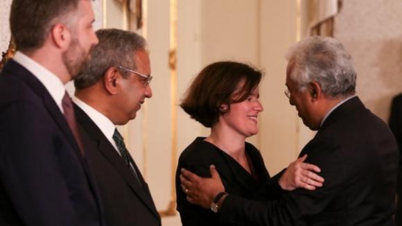 Presidente da República deu posse a três novos ministros e quatro secretários de Estado