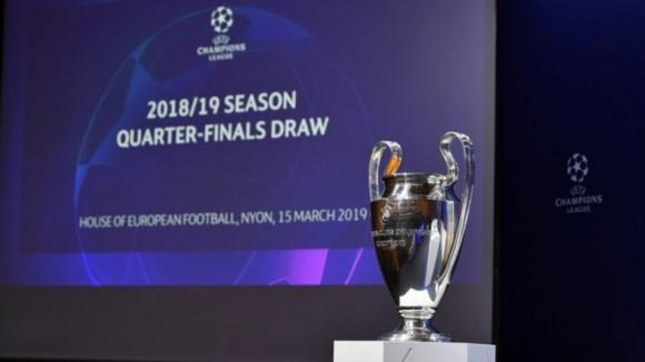 FC Porto joga com Liverpool nos quartos de final da Liga dos Campeões