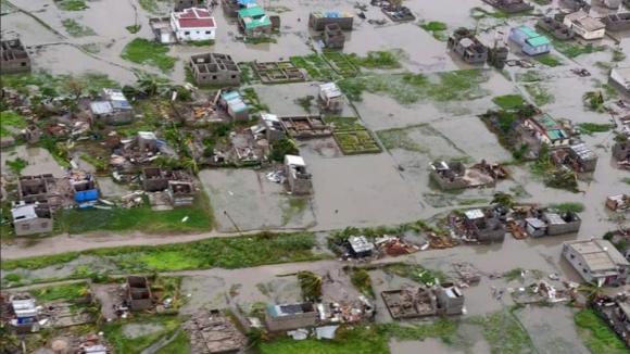 Número de mortos contabilizados por Moçambique devido ao ciclone sobe para 417