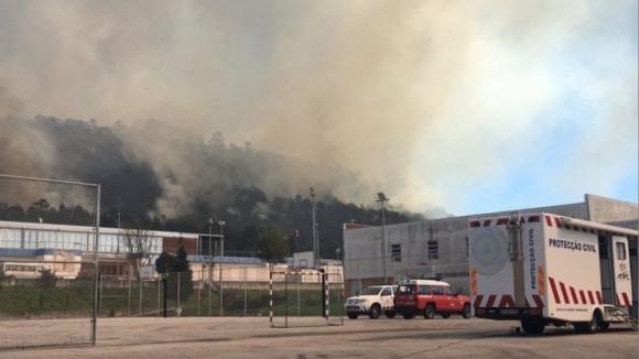 Risco de incêndio vai manter-se elevado nos próximos dias