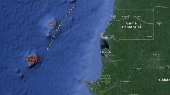 Seis mortos e 11 desaparecidos incluindo duas portuguesas no naufrágio emSão Tomé e Príncipe