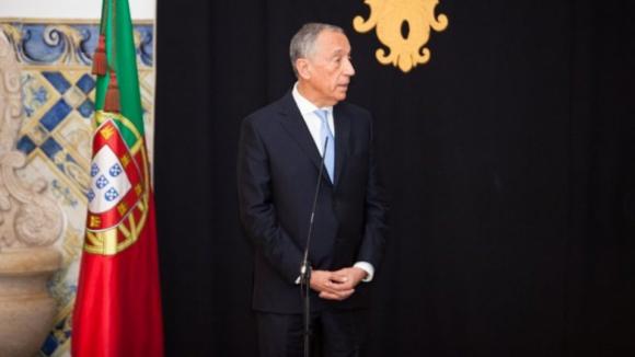 """Europeias: Marcelo teme abstenção e diz que voto aos 16 anos é """"debate a fazer"""" noutra altura"""